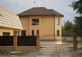 Двухэтажный дом из газобетона Череповец