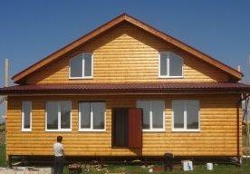Строительство каркасного дома под ключ в Череповце