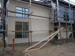 Каркасное строительство дома фото