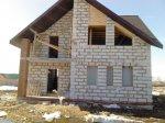Деревня Борисово, строительство дома