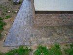 Штампованный бетон по системе «Графито»