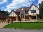 Красивый проект жилого дома