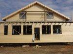 Строительство каркасного дома 10х12 в деревне Ирдоматка