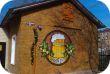 Наружная отделка здания «Пивнушки» на вещевом рынке