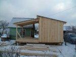 Barn House или Садовый домик в стиле сарай