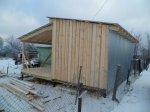Летний каркасный домик в Череповце на 3 причале