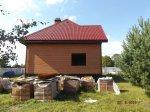 Строительство недорогого дома из арболита под ключ фото 27