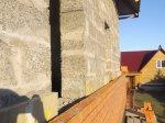 Строительство недорогого дома из арболита под ключ фото 2