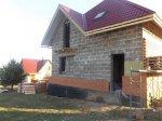 Строительство недорогого дома из арболита под ключ фото 3