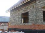 Строительство недорогого дома из арболита под ключ фото 5