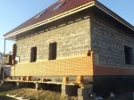 Строительство недорогого дома из арболита под ключ фото 7