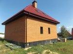 Строительство недорогого дома из арболита под ключ фото 26