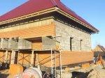 Строительство недорогого дома из арболита под ключ фото 10