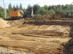 Строительство дома из арболитовых блоков в Череповце фото 6