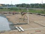 Строительство дома из арболитовых блоков в Череповце фото 8