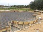 Строительство дома из арболитовых блоков в Череповце фото 11