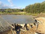 Строительство дома из арболитовых блоков в Череповце фото 13