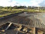 Строительство дома из арболитовых блоков в Череповце фото 14