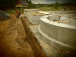 Строительство дома из арболитовых блоков в Череповце фото 18