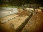 Строительство дома из арболитовых блоков в Череповце фото 19