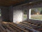 Строим дом из газобетона недорого под ключ размером 10х14 метров в деревне Клопузово