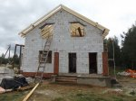 Строительство дома из газобетона недорого под ключ в Череповце