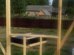 Строительство каркаса дома фото 7
