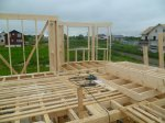Строительство каркасного дома площадью 250 кв.м фото 14
