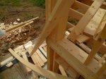 Строительство каркасного дома площадью 250 кв.м фото 15