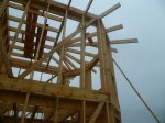 Строительство каркасного дома площадью 250 кв.м фото 22