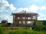 Строительство каркасного дома площадью 250 кв.м фото 24