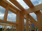 Строительство каркасного дома площадью 250 кв.м фото 18