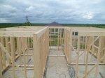 Строительство каркасного дома площадью 250 кв.м фото 2
