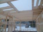 Строительство каркасного дома площадью 120 кв.м фото 10