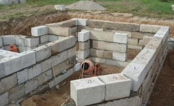 Фото строительства фундаментов в Череповце и области