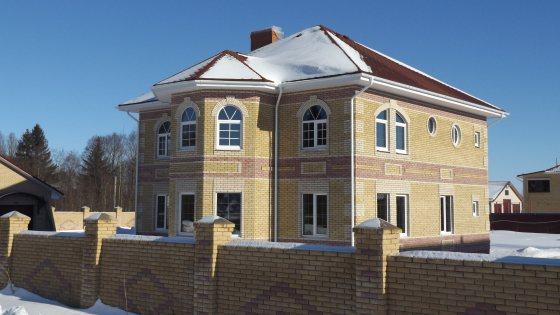 Строим дом из арболита - Череповец, деревня Пулово-Борисово