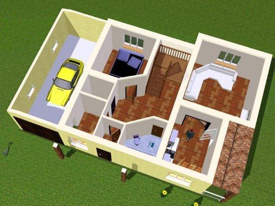 Войдите в свой дом на этапе проектирования!
