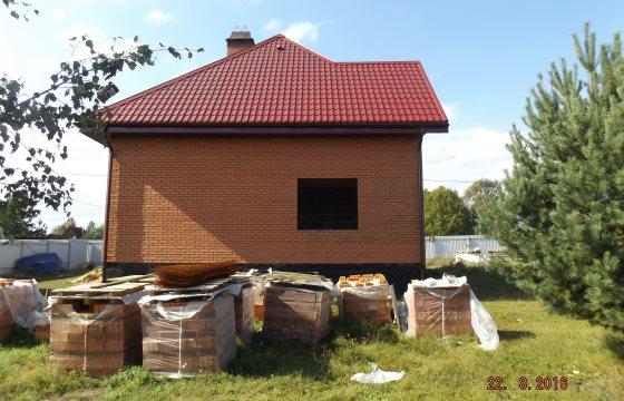 Строительство недорогого дома из арболита под ключ