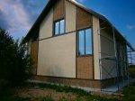 Строительство дома из газобетонных блоков деревня Пулово-Борисово