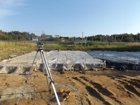 Строительство дома из арболитовых блоков в Череповце