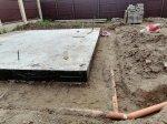 Фундамент плита под баню и беседку фото 13