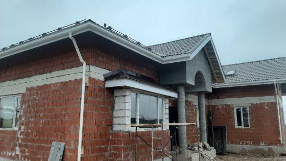 Строительство дома из керамоблоков в Череповце